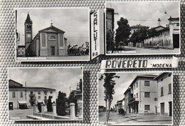 97Em  Saluti Da Rovereto Modena - Italie