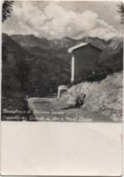 Rovegliana Di Recoaro Terme (Vicenza): Capitello Dei Branchi E Monti Lessini. Viaggiata 1961 - Vicenza