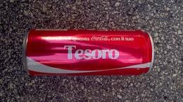 Lattina Italia - Coca Cola 2013 - 330 Ml. - Condividi Questa... Tesoro - Lattine