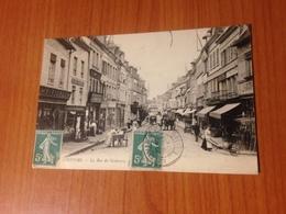LOUVIERS  -la Rue De Neubourg - Louviers