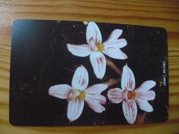 Phonecard Sierra Leone - Flower - Sierra Leone