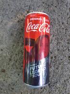 Lattina Italia - Coca Cola 2019 - 33 Cl. - Future Legend 2019 Soul  01 - Cans