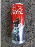 Lattina Italia - Coca Cola 2019 - 33 Cl. - Future Legend 2019 Soul  02 - Cans