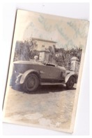AUTOMOBILE DECAPOTABLE  1929  EN ALGERIE - Cars