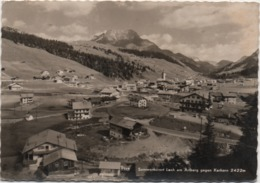Sommerkurort Lech Am Arlberg Gegen Karhorn. Viaggiata 1965 - Lech