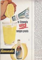 (pagine-pages)PUBBLICITA' SAN PELLEGRINO  Successo1961/07. - Libri, Riviste, Fumetti