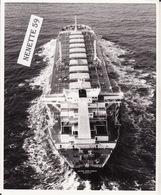 DUNKERQUE -- ACF -- Chantiers De France -- Photo Du CETRA CENTAURUS N° 4 -- Construit En 1971 - Bateaux