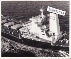 DUNKERQUE -- ACF -- Chantiers De France -- Photo Du CETRA CENTAURUS N° 8 -- Construit En 1971 - Bateaux