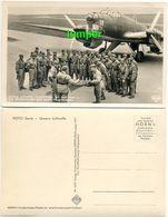 2. WK Fotokarte, Flieger Kampfflieger Flugzeug Vor Dem Start, Unsere Luftwaffe - 1939-45