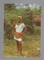 CP (OM) Martinique - Costume Créole - La Ti-tane En Jupe - Martinique