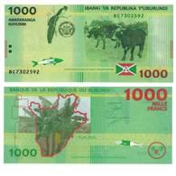 Burundi 1000 Francs 2015 UNC - Burundi