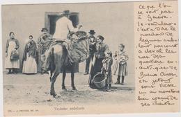 Argentina,  Vendedor Ambulante  , Edita Da Peuser  N. 116  - F.p -  Anni '1900 - Argentina