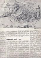 (pagine-pages)RICCARDO BACCHELLI  Successo1961/04. - Libri, Riviste, Fumetti