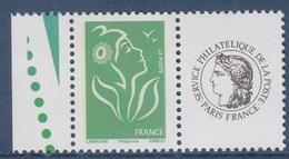 = Marianne Lamouche Du Feuillet F3925A Personnalisé Cérès TVP LV N°3925D Neuf (type Du 3733) - 2004-08 Marianne Van Lamouche