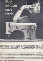 (pagine-pages)PUBBLICITA' NECCHI    Successo1961/04. - Libri, Riviste, Fumetti
