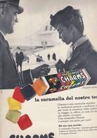 (pagine-pages)PUBBLICITA' CHARMS ALEMAGNA    Successo1961/04. - Libri, Riviste, Fumetti