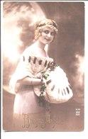 Bonne Année. 1636. De Gabrielle à Son Fils Michel Druesne à Reims. 1913. - Women