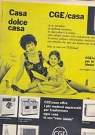 (pagine-pages)PUBBLICITA' CGE    Successo1961/04. - Libri, Riviste, Fumetti