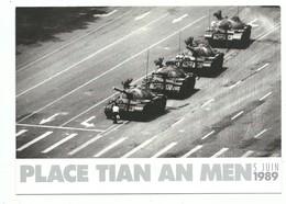 CPM Chine Place TIAN AN MEN 5/06/1989 - Photo Stuart Franklin Magnum Photo - Chine