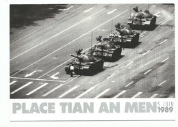 CPM Chine Place TIAN AN MEN 5/06/1989 - Photo Stuart Franklin Magnum Photo - China