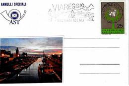 ITALIA - 1971 VIAREGGIO (LU) Vacanze Ideali - Annullo A Targhetta - Vacanze & Turismo