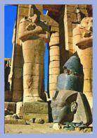 CPM - Luxor (Egypte) - 8. Temple De Ramesum - Luxor