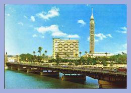 CPM - Le Caire (Egypte) - 25. La Tour Du Caire Et L'Hotel El-Borg - Cairo