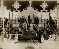 INDE INDIA DELHI  DELHI SHAMIANA  +- 25*20CMFonds Victor FORBIN (1864-1947) - Lugares