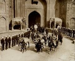 INDE INDIA DELHI   +- 25*20CMFonds Victor FORBIN (1864-1947) - Lugares