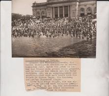INDIEN INDE INDIA SONNENWENDFEIER  +- 17*11CMFonds Victor FORBIN (1864-1947) - Lugares