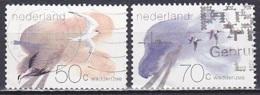 Netherlands/1982 - Waddenzee/Waddengebied - Set - USED - Period 1980-... (Beatrix)