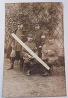 1915 Viroflay Garde Voies Officier Soldat 29 Eme Régiment Infanterie Territoriale RIT GVc Poilus 1914 1918 WW1 14/18 1WK - Oorlog, Militair