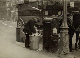 LONDON UNITED KINGDOM EARLY MORNING SCENE    +- 20*16CMFonds Victor FORBIN (1864-1947) - Fotos
