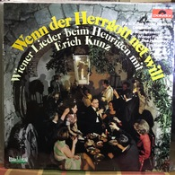 LP Alemán De Erich Kunz Año 1978 - Sonstige - Deutsche Musik