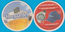 Brouwerij Van Hoegaarden  ( Bd 2360 ) Belgien - Bierdeckel