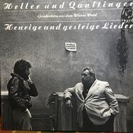 LP Alemán De Heller & Qualtinger Año 1979 - Sonstige - Deutsche Musik