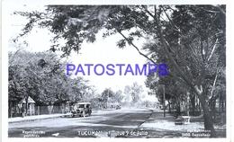 115829 ARGENTINA TUCUMAN PARQUE 9 DE JULIO POSTAL POSTCARD - Argentine