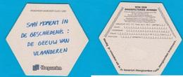 Brouwerij Van Hoegaarden  ( Bd 2361 ) Belgien - Bierdeckel