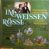 LP Alemán Im Weissen Rössl Año 1981 - Sonstige - Deutsche Musik