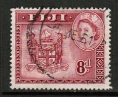 FIJI  Scott # 155 VF USED  (Stamp Scan # 522) - Fiji (...-1970)