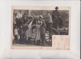 ENFANTS ETATS UNIS +- 22*15CMFonds Victor FORBIN (1864-1947) - Fotos
