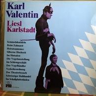 LP Alemán De Karl Valentin Y Liesl Karlstadt Año 1978 - Humor, Cabaret