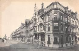 BLANKENBERGHE - L'Avenue Rogier - Blankenberge