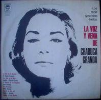 LP Recopilatorio De Chabuca Granda Año 1975 Edición Argentina - World Music