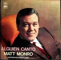 LP Argentino De Matt Monro Cantado En Español Año 1969 Copia Promocional - Vinyl-Schallplatten