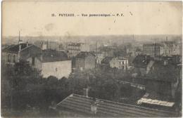 D92 - PUTEAUX - VUE PANORAMIQUE - Puteaux