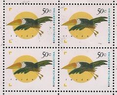 Argentina - 1995 - Série Basic - Oiseaux - Toucan 0,50 $ - JG2723 - Oiseaux