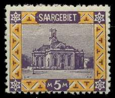 SAAR LANDSCHAFTEN Nr 67A Ungebraucht X8804E2 - 1920-35 Società Delle Nazioni