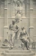 """CPA FRANCE 75 """" Paris 13ème, Monument JB Boussingault"""". / GEOLOGUE - Arrondissement: 13"""
