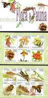 Indonesia 2003, Flora & Fauna, Booklet, MNH - Indonésie